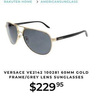 1a8060f6168e Versace Accessories - New Versace sunglasses